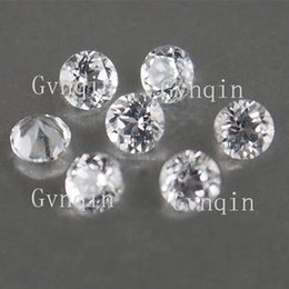$enCountryForm.capitalKeyWord Canada - 100pcs lot Free shipping 3.5mm-5mm natural white topaz round faceted beads semi precious stones wholesale Supplier