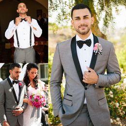 Wedding Suits For Men Navy Grey | DHgate UK