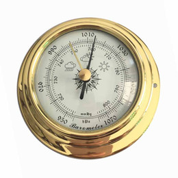 Wholesale Free Shipping B9193 New Arrival Multifunctional Household Weather Station Aneroid Barometer