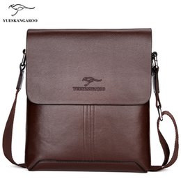 Men Shoulder Bag Classic KANGAROO Brand Men Bag Vintage Style Casual  Messenger Bags Promotion Crossbody Male Hot Sell cf0686fcd049b