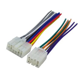 shop wiring harness adapter for car stereo uk wiring harness rh uk dhgate com