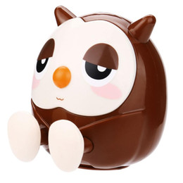$enCountryForm.capitalKeyWord UK - Owl Multi-function Piggy Bank Saving Coin Box Phone Stand Holder for Phones