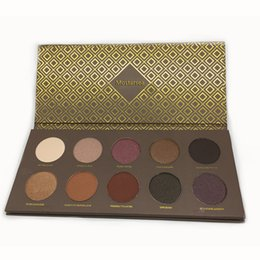 Eyshadow Palette Canada - Wholesale-Brand Mostarsea Makeup Design eyshadow palette eye shadow kit rose golden collection cosmetic Pigments for eyes beauty