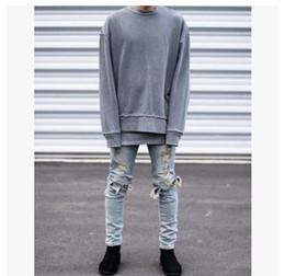 $enCountryForm.capitalKeyWord Canada - Cross border high street men's jeans, big break, jeans, men, knees, holes, pants.