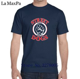 cbb8b4712f2 Rock Dogs Australia - Men Tshirt Solid Color Classic Street Dogs Punk Rock  Band T Shirt