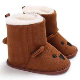 $enCountryForm.capitalKeyWord Australia - the new trend wild cute warm Newborn Baby Boy Girl Snow Boots Infant Toddler Crib Shoes Prewalker Size 0-18M stylish casual cute
