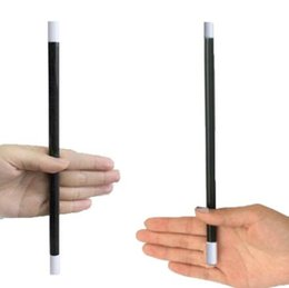 Rising Stick Professional Magic Appearing Mini Cane Upward Magic Wand Appearing Stick Tricks Magic Prop from free magic illusions suppliers