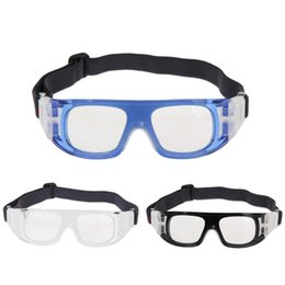 8558cd687378 Sports Protective Goggles Basketball Glasswear for Football Rugby