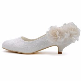 b2ed09bc11 Shop Low Heeled Bridal Shoes Ivory UK | Low Heeled Bridal Shoes ...