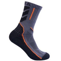 China 3 Pair  Lot Men Brand High -Top Socks Male Socks Quick Dry Breathable Absorb Sweat Antibacterial Summer Winter Socks 4 Season supplier green white striped knee high socks suppliers