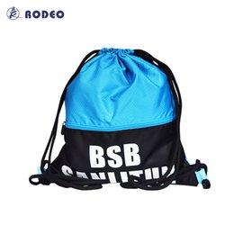 5207a59ccb Oem bags online shopping - DSB026 Rodeo Drawstring Bag Sport Bag Fitness  Athletics Bag Design full