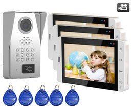 security doors card 2019 - SMTVDP TFT LCD Color 7