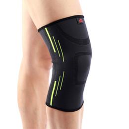 88e01ee775 Badminton Knee Support Australia - 1 piece high quality breathable elastic  basketball knee pad badminton running