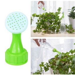 Flower sprinklers online shopping - Gardening Flower Raising Sprinkler Small Portable Articles Household Potted Plant Originality Watering Flowers Cans Device Tools dl bb