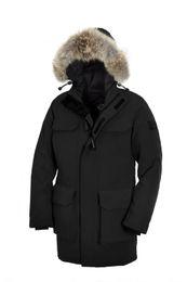 $enCountryForm.capitalKeyWord Australia - 2018 New Hot Sale Big Fur Men's Citadel Down Parka Winter Jacket Arctic Parka Top Copy Brand Luxury For Sale CHeap With Wholesale Price