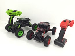 $enCountryForm.capitalKeyWord NZ - 2.4G remote control car climbing car 1:18 4WD big foot remote control off-road vehicle high-speed remote control car