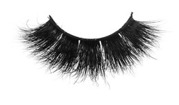 $enCountryForm.capitalKeyWord UK - Custom box 3D wholesale long thick sexy thick lashes crisscross strip 3D thick mink hair lashes makeup tools OEM Private logo custom box