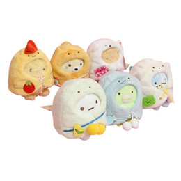 Wholesale top video games online – design Top New Styles quot CM Sumikko Plush Doll Anime Collectible Dolls Party Gifts Stuffed Soft Toys