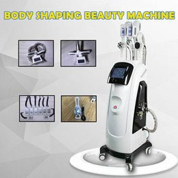 Discount lipo lipolysis machine - 2018 New Fat Freezing Machine With Double Cool Sculpting Cryo Lipolysis + Lipo Laser + Cavitation+RF Weight Loss Slimmin