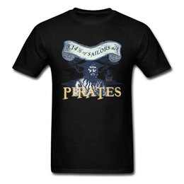 $enCountryForm.capitalKeyWord NZ - Classic Tee Shirts Pi Day Pirates Math Pun Mens Tshirt Retro Men's Famous Brand Casual T-Shirt Spring Summer Tops Tees