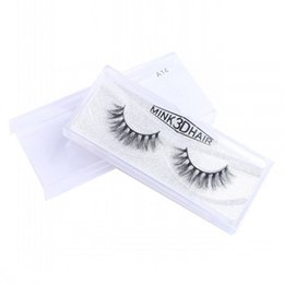 $enCountryForm.capitalKeyWord UK - Mink False Eyelashes 100% Supernatural Life Handmade Mink Hair 3D strip Eyelashes Thick Fake Lashes Makeup Beauty