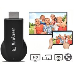 Discount bluetooth high definition - Mirascreen OTA TV Stick Dongle EasyCast EZCast Bluetooth Wi-Fi Display Receiver DLNA Airplay Miracast Airmirroring Full