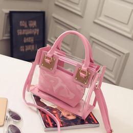 6290e639f1 Fashion Women Handbags Girls Shoulder Bags Ladies Messenger Bag Crossbody Bags  2 Piece Sets Transparent Jelly Crystal Bag Composite Bag affordable handbag  ...
