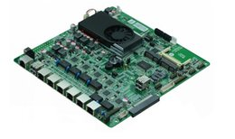 Vga Intel Australia - Firewall motherboard N70SL supports Intel 1037U 1.80GHz Dual core processor with 6*USB 2*COM for 6 LAN