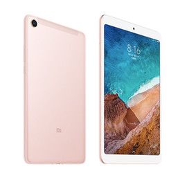 android octa core tablet NZ - Original Xiaomi Mi Pad 4 MiPad 4 Tablet PC WIFI 3GB RAM 32GB ROM Snapdragon 660 AIE Octa Core Android 8.0 inch 13MP Face ID Smart Tablet Pad