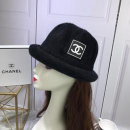 Gorra de lana con un solo sombrero original Gorro de lana para tejer Hilos de  lana d6f8eb96139