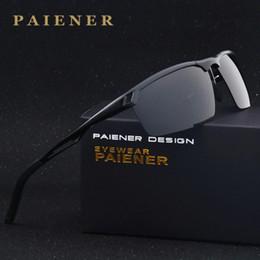 d7867591669 Polaroid Sunglasses Men Polarized Driving Sun Glasses Mens Sun glasses  Brand Designer Fashion Oculos Male Sunglasses for Men