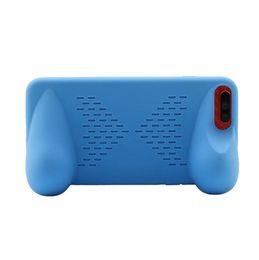 "Red Handle Grips Australia - Gaming Grip Case, Soft Silicone Game Controller Handle Case Gamepad for iPhone 8 7 6s 6 Plus  7Plus 8 Plus5.5"" with Ergonomic Design"