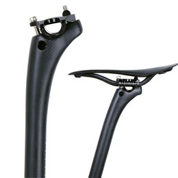 $enCountryForm.capitalKeyWord Canada - Cycling Seatpost 3K Matte Finish Bike Tube Offset 25mm Full Carbon Fiber Bike Seat Post