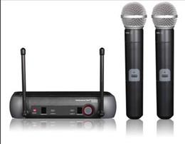$enCountryForm.capitalKeyWord NZ - PGX 242 24 fixed frequency dual handheld transmitter karaoke party entertainment wireless microphone