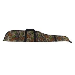 TacTical rifle gun case online shopping - Tourbon Gun Bags Hunting Equipment Camouflage Tactical Rifle Sniper Case Gun Bag CM