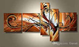 Painting Good NZ - good quality 5 panel hand-painted oil wall art best fine art oil painting canvas home decoration oil painting unique gift Kungfu Art