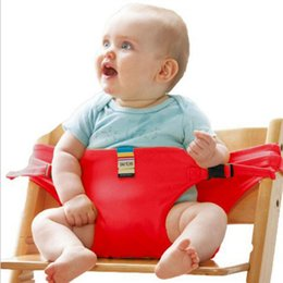 $enCountryForm.capitalKeyWord NZ - Baby Chair Portable Infant Seat Product Dining Lunch Chair Seat Safety Belt Feeding High Chair Harness baby feeding