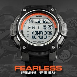 $enCountryForm.capitalKeyWord NZ - SKMEI LED Digital  Mens Sports Watches Brand Outdoor Digital Sport Watch Hours Countdown Men Wrist Watch