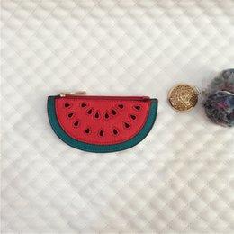 WATERMELON NOVELTY SACO DE EMBREAGEM - Mulheres 2017 Verão Bonito Único Peculiares Fruta Dos Desenhos Animados Pulseira Clutch Bag Carteira Bolsa Bolsa
