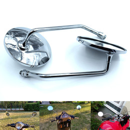 $enCountryForm.capitalKeyWord NZ - For 10mm Motorcycle Mirror Rear Wiew Mirror Side Mirrors For Suzuki DRZ400 DRZ 400 GSR GSXR 750 1000 1100 600 K6 K7 K8 K9 DL 650