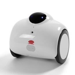 Стандартный HD WIFI семья робот монитор младенца с дистанционным управлением 2-полосная голосовая связь с измененным тоном автоматическая зарядка Pad