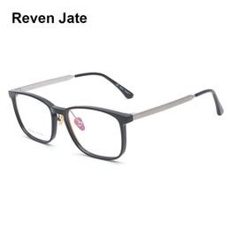 d182d95ea71 Reven Jate X2028 Optical Plastic Eyeglasses Frame for Men and Women Glasses  Prescription Spectacles Full Rim Frame Glasse