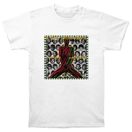 3720acfba A Tribe Called Quest Midnight Marauders Rock Music Band CD Tops Tees  Printed Men T Shirt