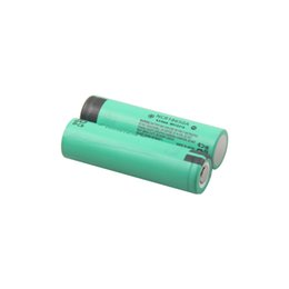 Cheap Power Bank Wholesale UK - Cheap price Japan NCR18650A 3100mAh 3.6V Battery for power bank rechargeable battery cell in stock