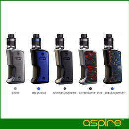 $enCountryForm.capitalKeyWord NZ - Original Aspire Feedlink Revvo Kit with 80W Feedlink Squonk box Mod and 2ml Revvo Boost Tank ARC Coil inside Dhl free shipping