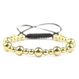 671ffee3dd24 Cuerda de arena online-ESB Charm Pulsera Mujer Cristal Arena Arena Perlas  de cobre Pulseras