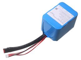 Lifepo4 Li Ion Battery UK - 4S3P high discharge rate 13.2V 7500mAh A123 26650 LiFePO4 li-ion battery for rc plane on sale