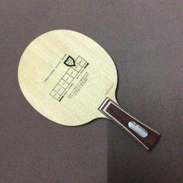 30271 FL Long Handle Настольный теннис Лезвия Ping Pong Paddle Bat Настольный теннис Racket Длинная ручка для настольного теннисного резины
