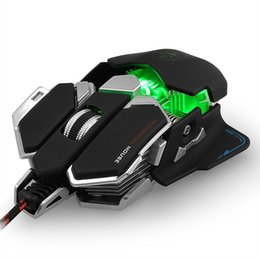 mechanical light 2018 - macro programm Univers Master Customized advertising creative wired mouse mechanical mechanical metal light mouse esport