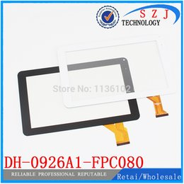 9.7 inch replacement panel online shopping - New inch a1 HN touch screen Galaxy N8000 digitizer panel Sensor Glass Replacement dh a1 fpc080